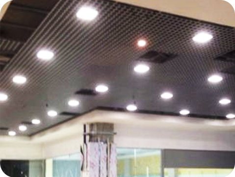 Светодиодные светильники для внутренних помещений, жилых и общественных зданий