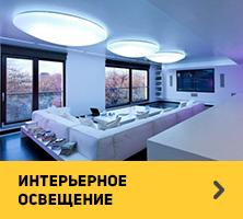 светодиодные светильники для интерьера